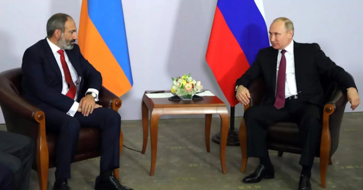 Russia Says It Will Provide Support To Armenia If It Is Invaded By Azerbaijani Or Turkish Forces