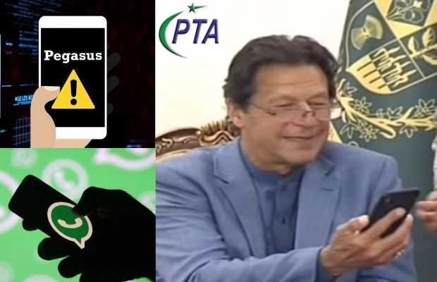 PTA says WhatsApp was involved in Pegasus Spyware