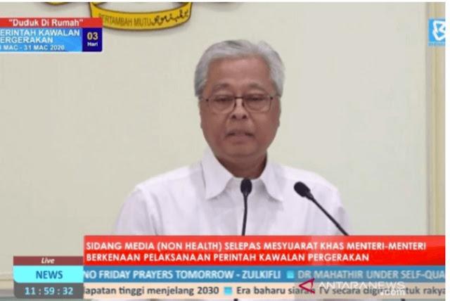 WNI Dilarang Masuk Malaysia Mulai 7 September