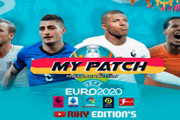 PES 2021 My Patch EURO 2020 Riky Editions English Version PS2 ISO
