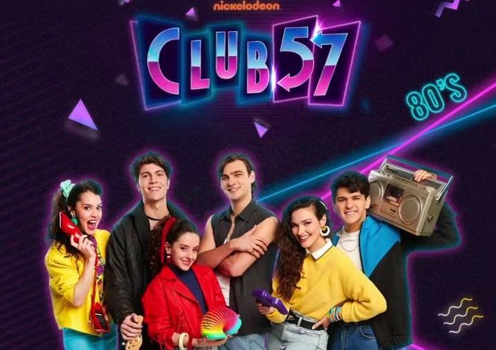 Novo clipe Eva da 2 temporada de Club 57
