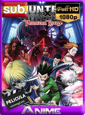 Hunter × Hunter: Phantom Rouge (2013) Subtitulado [1080p] [GoogleDrive] AioriaHD