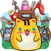 Cat'n'Robot: Idle Defense Mod Apk