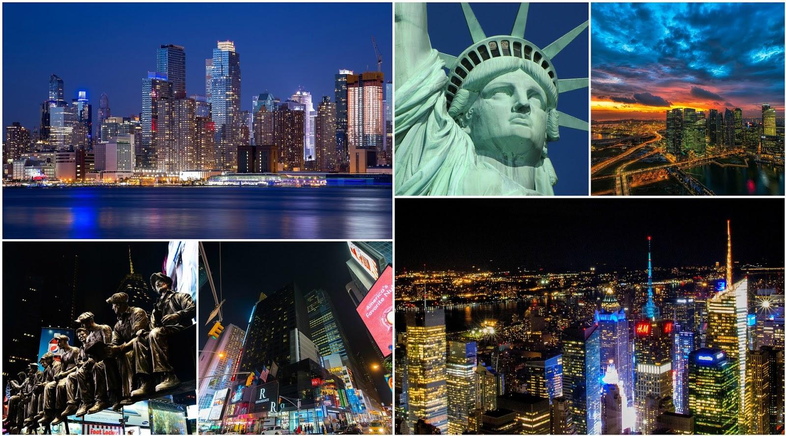 Les choses à faire à New-York !