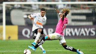 Corinthians tropeça em casa na semifinal da Sul-Americana