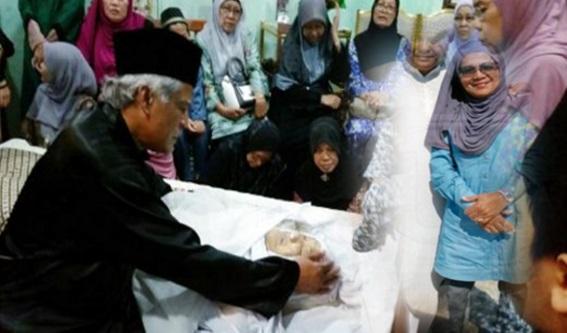 SAYU!! Pesanan Terakhir Arwah Isteri Datuk Jalaluddin Sebelum Meninggal Dunia