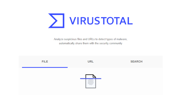 Virus Total: Η σελίδα που ελέγχει αρχεία και συνδέσμους για ιούς δωρεάν