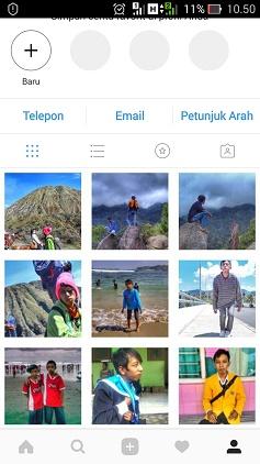 Membuat Feeds Instagram keren dan rapi merupakan tren bagi pengguna Instagram Tutorial Bikin Feeds Instagram Rapi dengan Pembatas (Bingkai) Putih