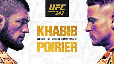 Ver repeticion UFC 242 Khabib vs Poirier En HD online