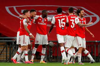 Mikel Arteta List the key positives in City win