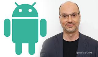 Andy Rubin Salah Satu Pencipta Android | IQ Nesia Zone