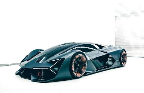Lamborghini introduces the Terzo Millennio  A car to define