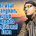 Asal Usul Blangkon, Penutup Kepala Tradisional Jawa