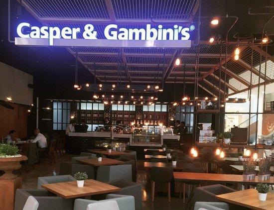 منيو وفروع ورقم مطعم كاسبر & جامبينيز