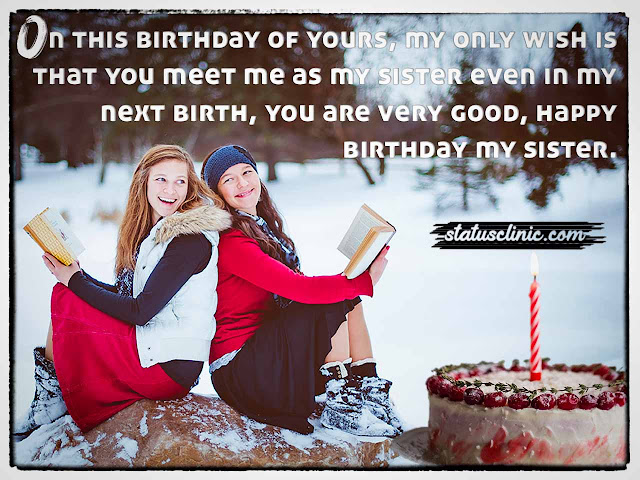 Fabulous Birthday Wishes Sister Sister Birthday Personalised Birthday Cards Rectzonderlifede