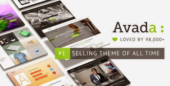 Avada v3.7.1 Responsive Multi-Purpose Theme
