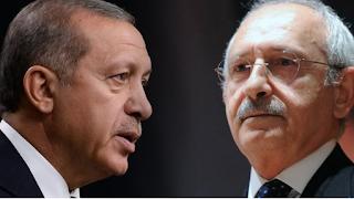 Erdoğan ve. Kılıçdaroğlu'nun Gülen hakkında açıklamaları