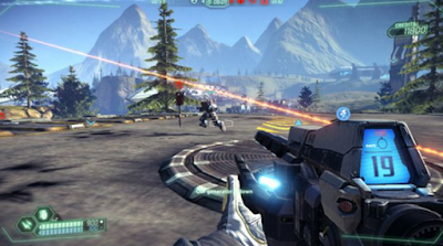 لعبة Tribes: Ascend