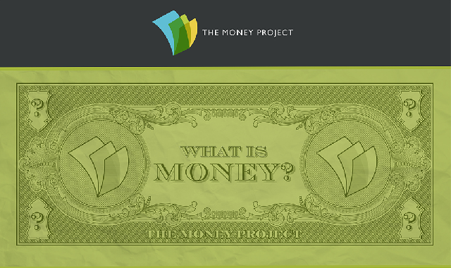 What is Money? #infographic