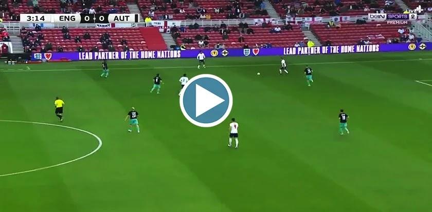 England vs Austria Live Score