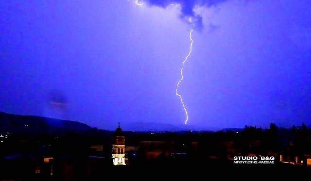 Έκτακτο δελτίο καιρού - Η «Βικτώρια» φέρνει μποφόρ και καταιγίδες μέχρι και την Πέμπτη (βίντεο)