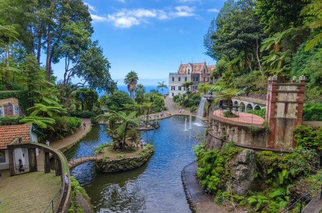 Jardim Tropical Monte (Funchal)