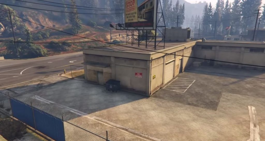 Paleto Bay Clubhouse 1