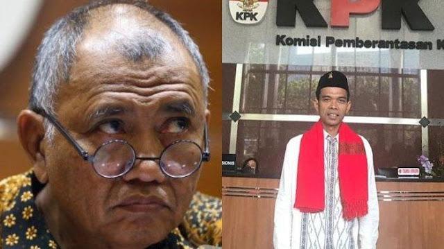 PA 212 Sayangkan Pimpinan KPK Tolak Ustaz Abdul Somad