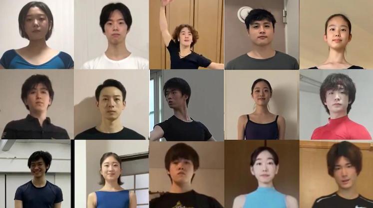 The Tokyo Ballet Merilis Video Pelatihan Dance Dari Manga Dance Dance Danseur