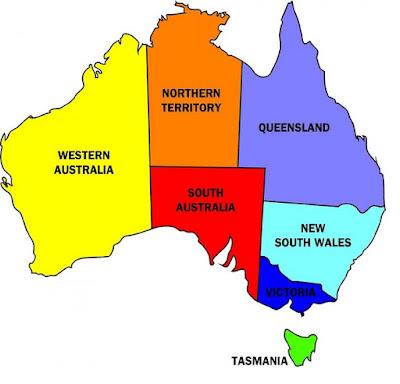 Negara Bagian Australia