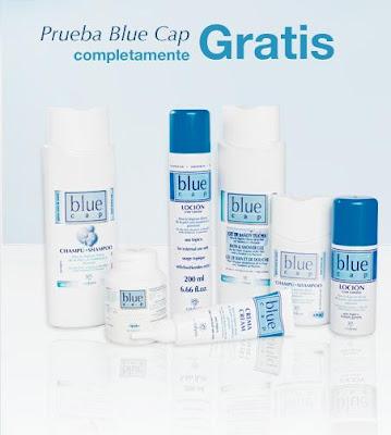 muestras gratis blue caps