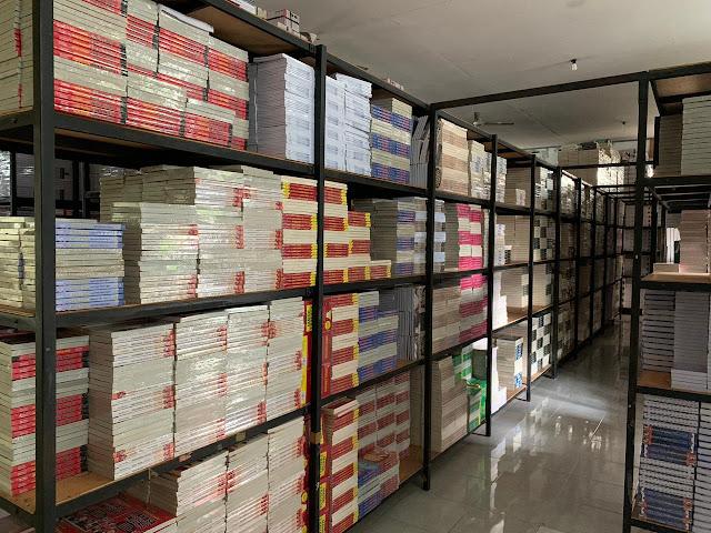 Paket Pengadaan Buku Perpustakaan Desa