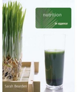 Nutrition in Essence - food education book