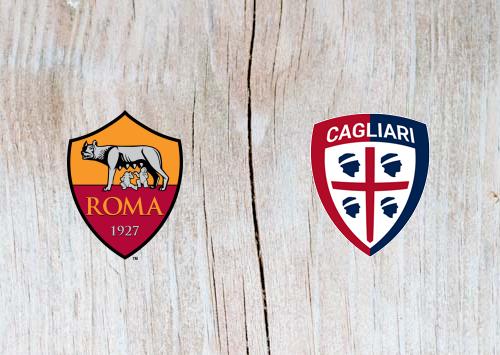 Roma vs Cagliari Full Match & Highlights 27 April 2019