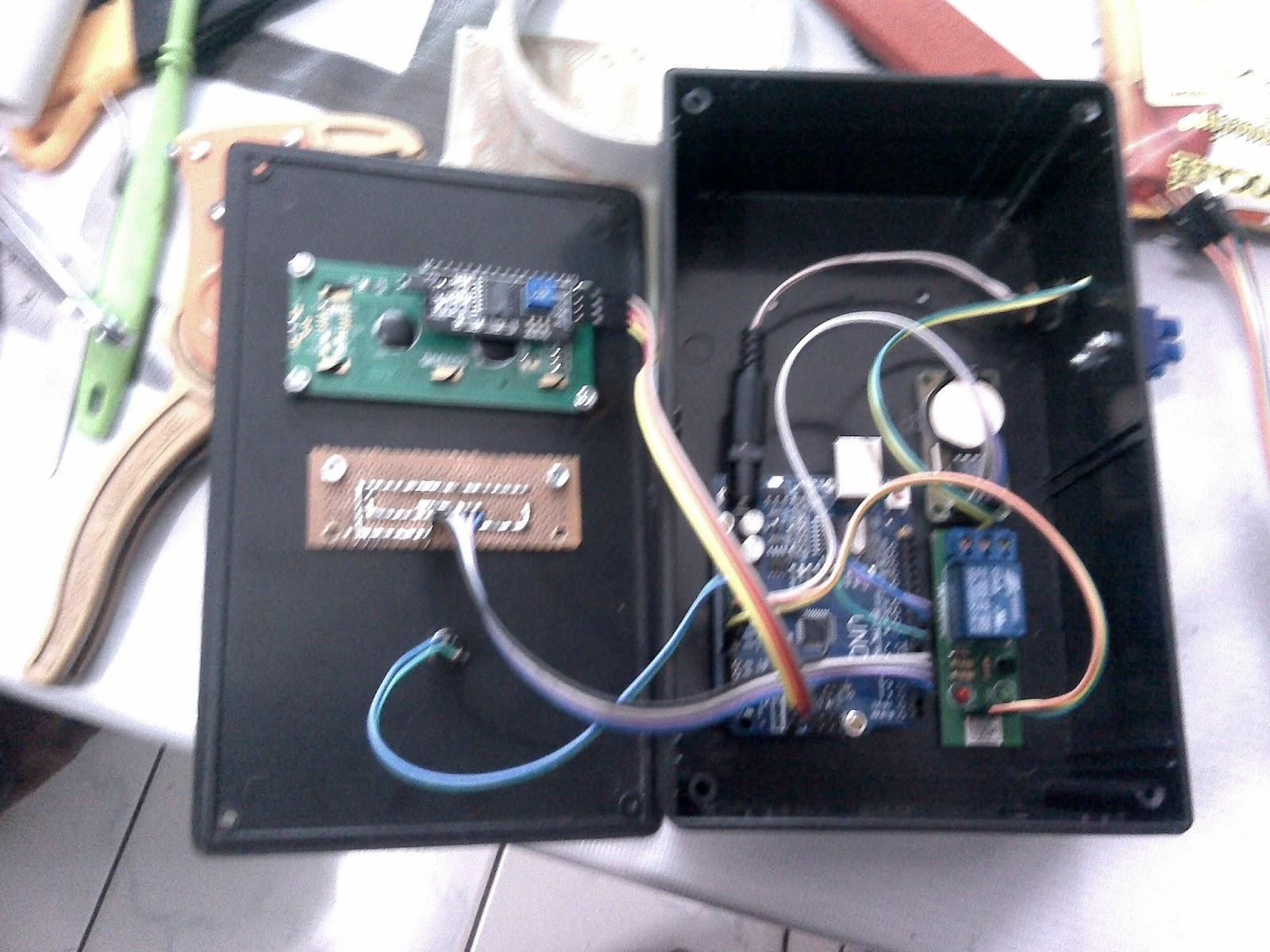 Membuat Alat Penyiram Tanaman Otomatis Dengan Arduino Dan ...