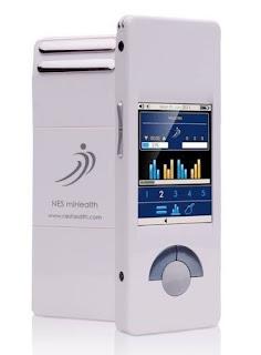 MiHealth Pulse Electromagnetic Microcurrent PEMF