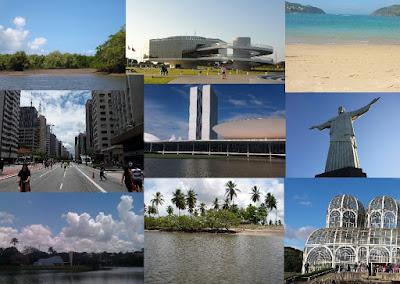 Imagens do Brasil. O brasileiro e a corrupção.