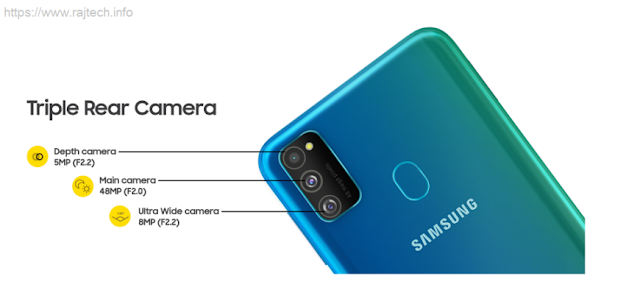 Samsung Galaxy M30s full specification, Review and Price in India.