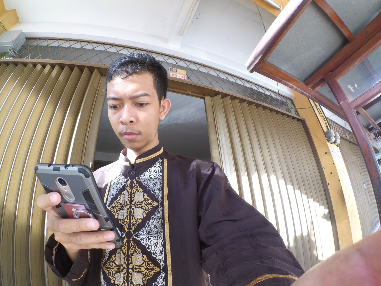 Hasil Foto dan Video Yi Action Camera