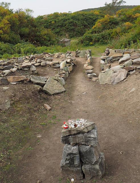 Владивосток, остров Русский – лабиринт (Vladivostok, Russky Island - a labyrinth)