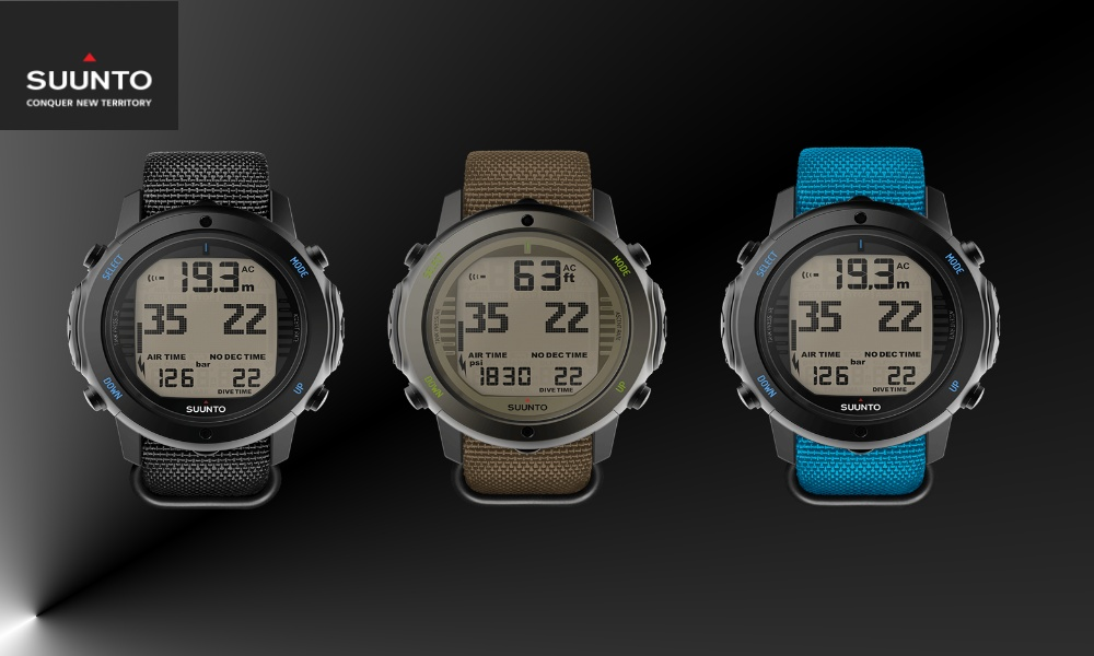 Promotion Suunto D6i Novo Zulu now available @ RM 3599 (Pre-Order Only)