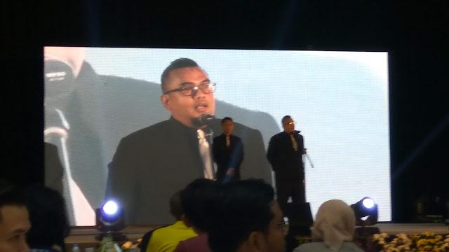 Anang Sanjaya, Direktur Utama Fleudelys Catering (dok.windhu)
