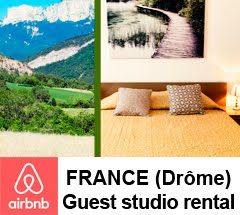 Vacation rental in France