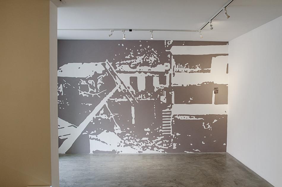 Pintura en Spazio Zero