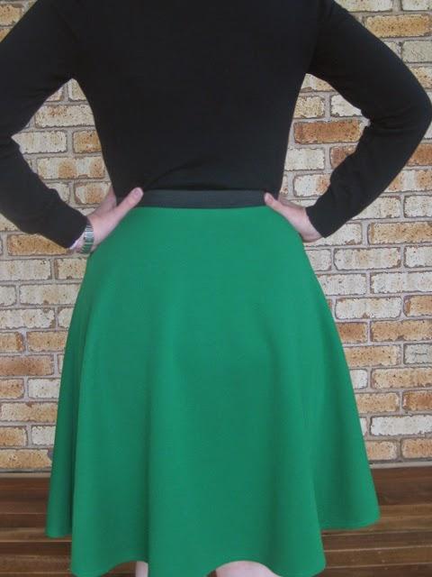 Lady Skater Skirt