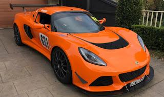Saba Hanania's Racing Lotus