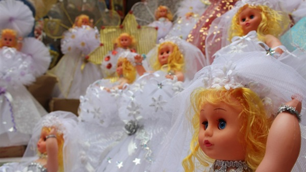 عرائس المولد واسعارها ~ ننشر اسعار عروسة المولد النبوي الشريف 2021-1443 - بكام سعر عروسة المولد بالفستان الهدية بالصور