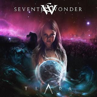 """Το τραγούδι των Seventh Wonder """"Victorious"""" από τον δίσκο """"Tiara"""""""