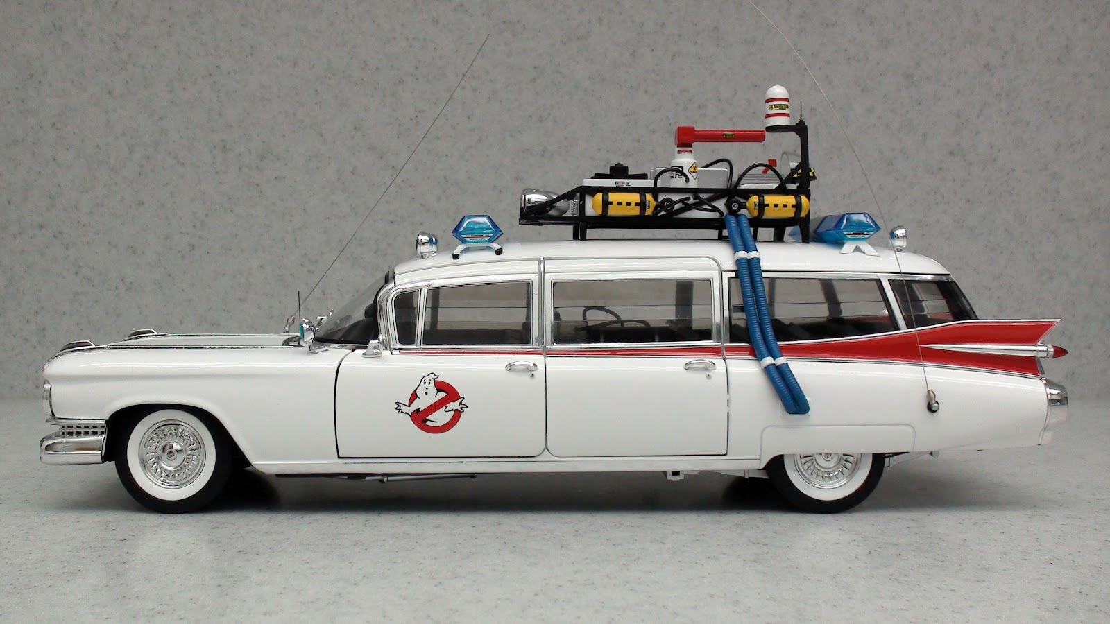 Ghostbusters Auto
