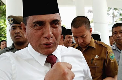 Gubernur Sumatera Utara Akan Naikkan Gaji Guru Honorer SMA